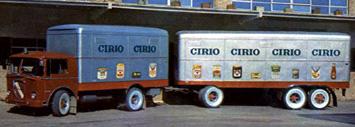 Camion Cirio